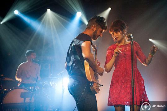 La Femme + Granville + Baden Baden + Juveniles + Aline (Printemps de Bourges 2013) en concert