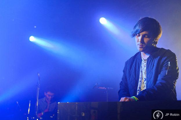Pegase (Le Printemps de Bourges 2014) en concert