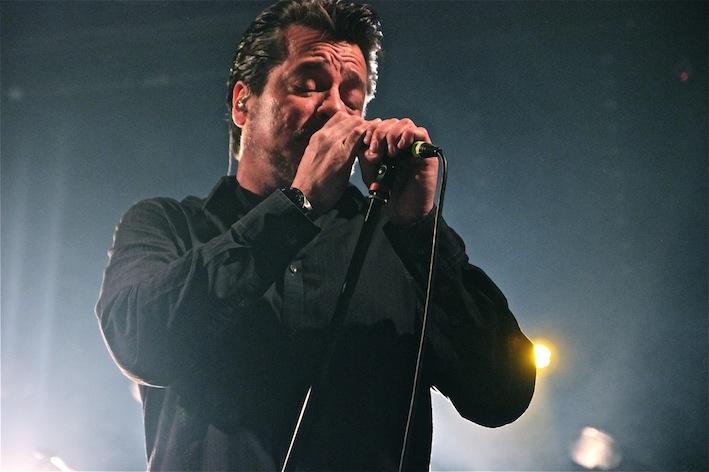John Garcia and the Band of Gold + Dead Quiet en concert