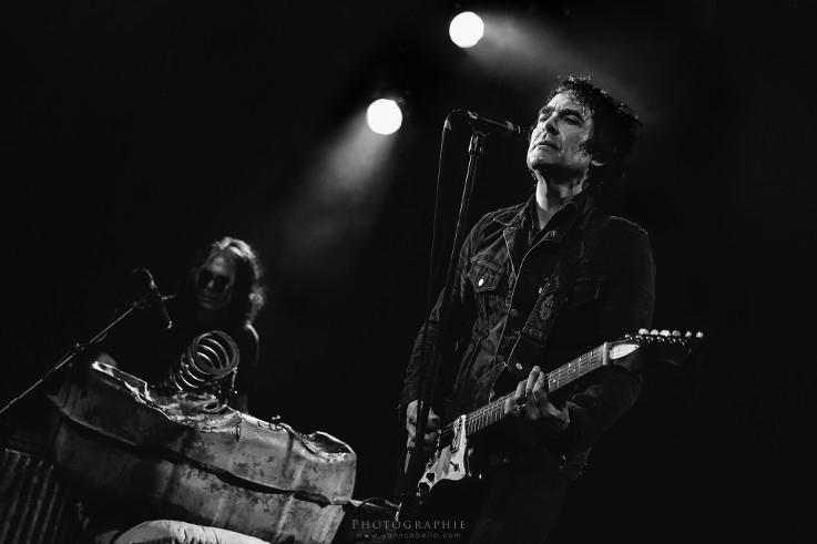 Jon Spencer And The HITmakers en concert