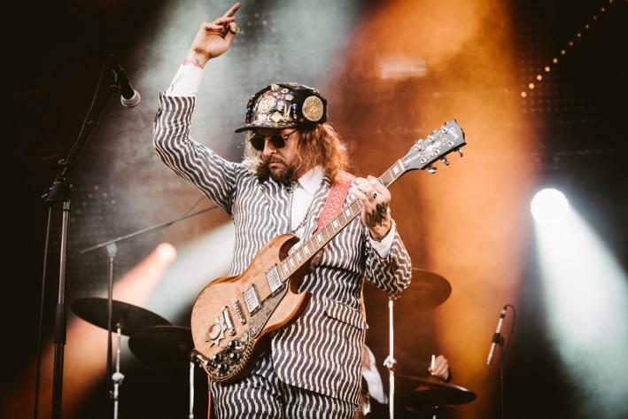 Charlotte Gainsbourg, Protomartyr, King Tuff, Phoenix, The Lemon Twigs, Superorganism (La Route du Rock 2018) en concert