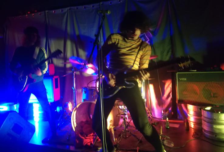 Les Lullies en concert