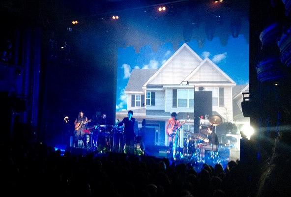 MGMT en concert