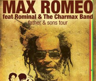 Max Romeo en concert