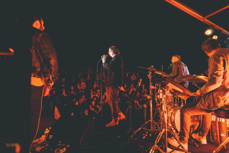 Maxwell Farrington & Le SuperHomard (La Route du Rock Collection Capsule 2021) en concert