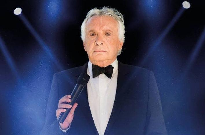 Michel Sardou (La dernière danse) en concert