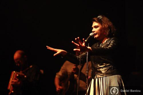 Moriarty, Baptiste Trotignon invite Christophe Miossec, Chocolate Genius Inc, Catherine Ringer (Printemps de Bourges 2011) en concert