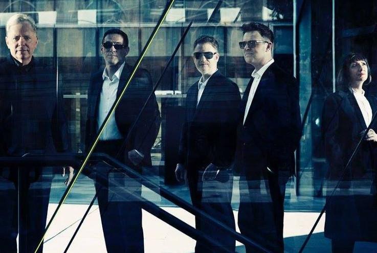 New Order + Mermonte (Nuits de Fourvière 2019) en concert