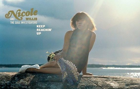 Nicole Willis and The Soul Investigators en concert