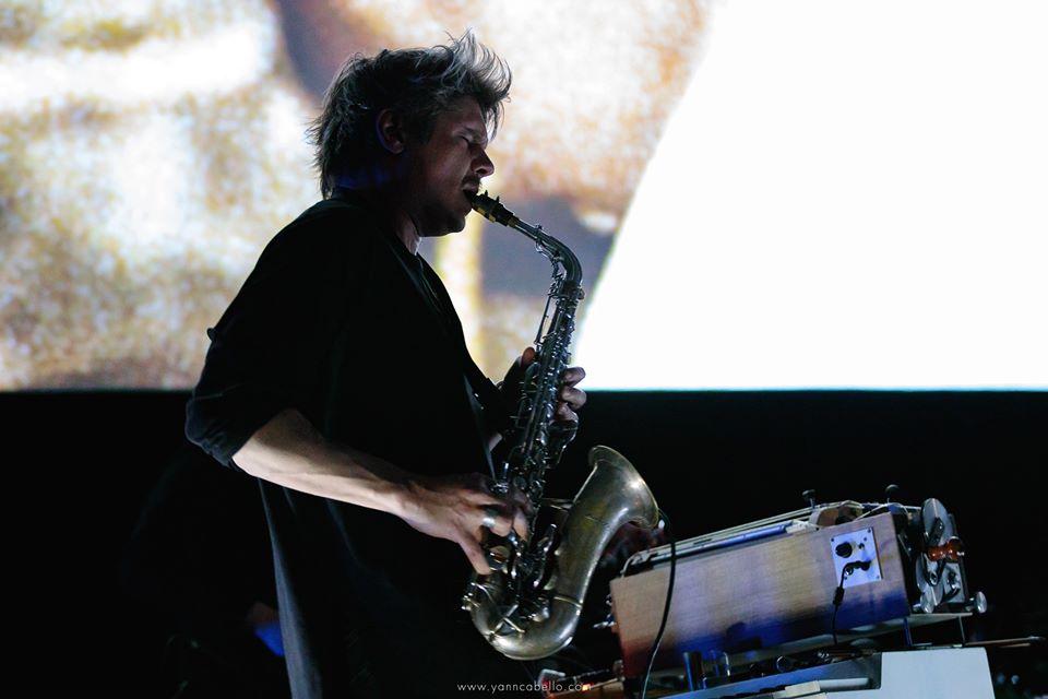 Oiseaux-Tempête X As Human Pattern (Ciné concert dans le cadre du festival du Court-Métrage de Clermont-Ferrand 2020) en concert