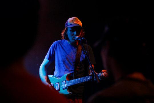 Bob Log III + Andrew Collberg + Otherly Love + The Pork Torta (We Got Cactus Tour 2013) en concert
