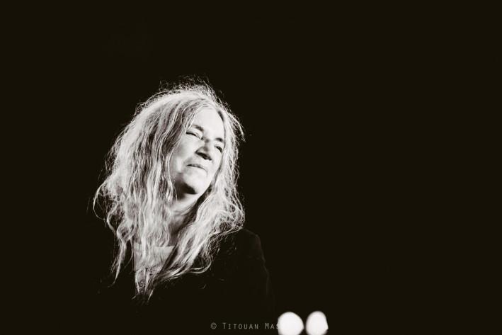Patti Smith, Josh T. Pearson, Cut Worms, Jonathan Bree, Nils Frahm, Ariel Pink (La Route du Rock 2018) en concert