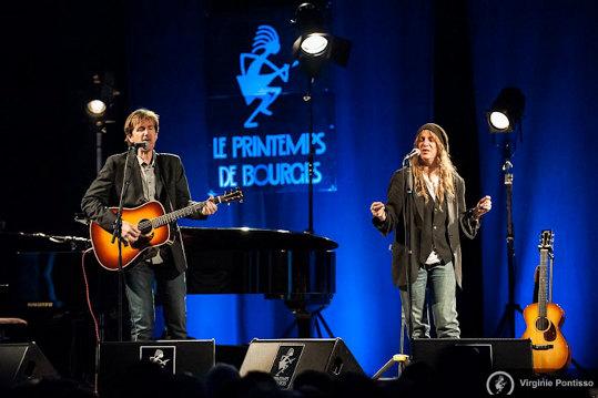 Patti Smith (Printemps de Bourges 2013) en concert