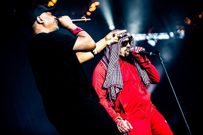 Prophets Of Rage, Nine Inch Nails, Beth Ditto... (Les Eurockéennes de Belfort 2018) en concert