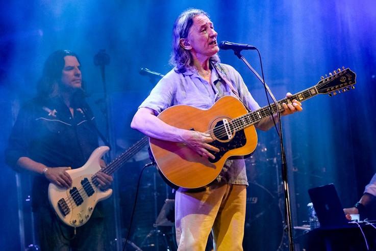 Avoine Zone Groove 2019 : Roger Hodgson (chanteur, guitariste et songwriter de Supertramp) en concert