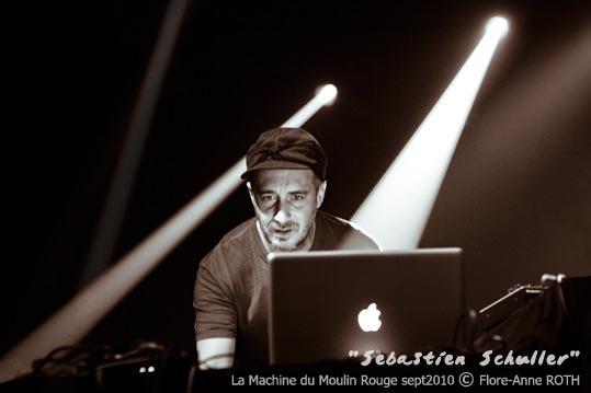 Sébastien Schuller + Bachelorette en concert