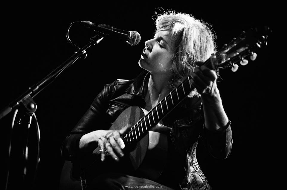 Sue Foley + Dan-O-Sonic en concert