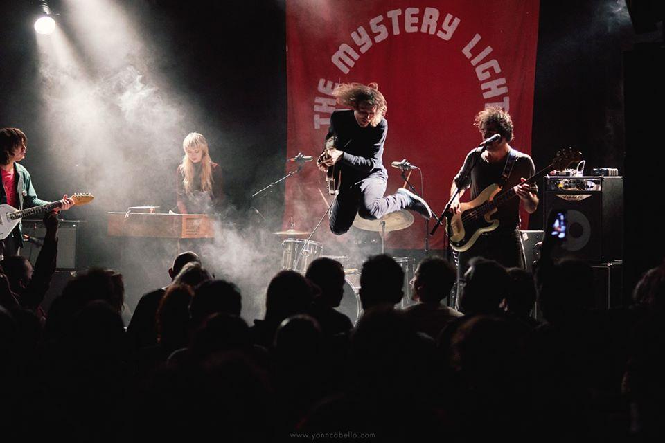 The Mystery Lights + Rod Hamdallah (Les Nuits de l'Alligator 2020) en concert