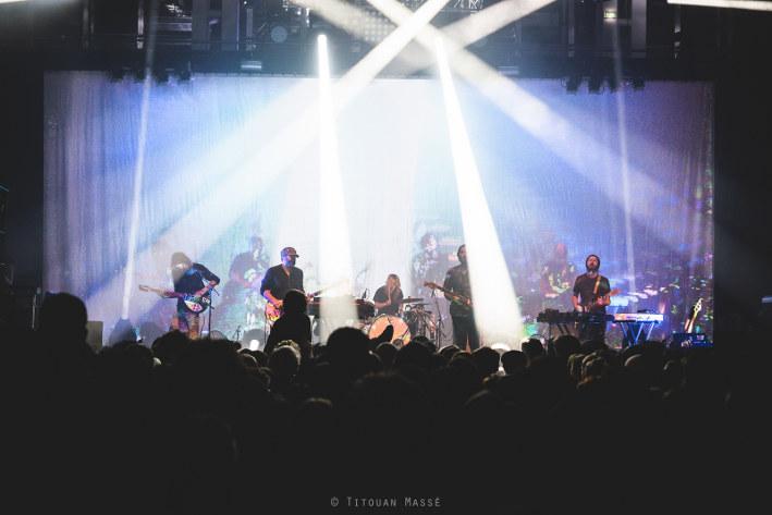 The Black Angels + A Place To Bury Strangers (Festival Levitation France 2017) en concert