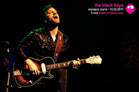 The Black Keys + Birds Are Alive en concert