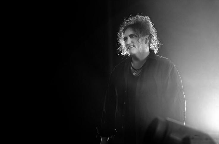 The Cure (Festival Rock en Seine 2019) en concert