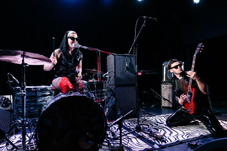 The Devils + Jon Spencer And The Hitmakers en concert