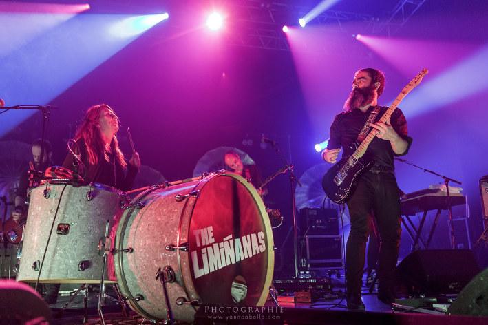 The Limiñanas (featuring Bertrand Belin, Anton Newcombe et Emmanuelle Seigner) en concert