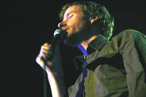 The National (Le Printemps de Bourges 2005) en concert