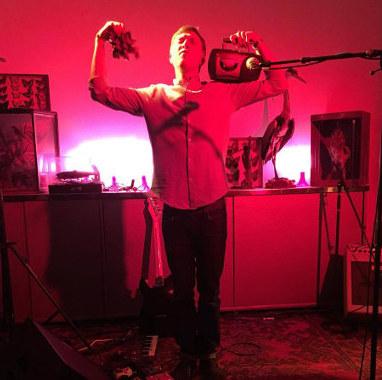 Troy Von Balthazar (Festival Nouveau Western 2016) en concert
