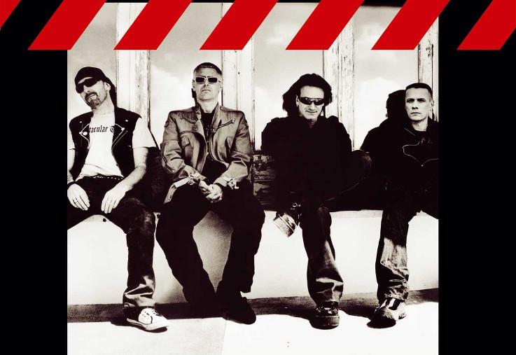 U2 (Vertigo Tour 2005) en concert