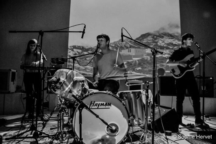 Woody Murder Mystery (release party de l'album Lost In Beaucaire) en concert