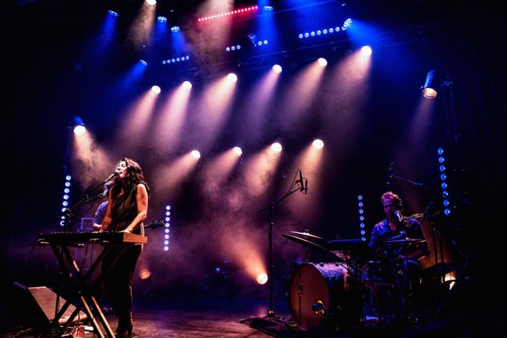 Entretien avec Yael Miller en concert