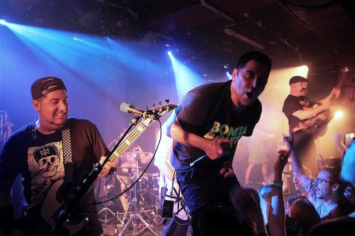 Zebrahead en concert