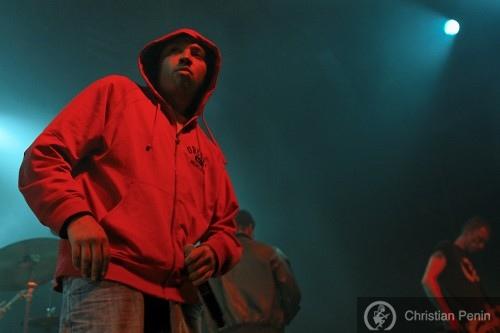 Zone Libre VS Casey & Hamé (Printemps de Bourges 2009) en concert