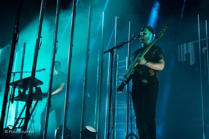 Alt-J (Nuits de Fourvière 2017) en concert