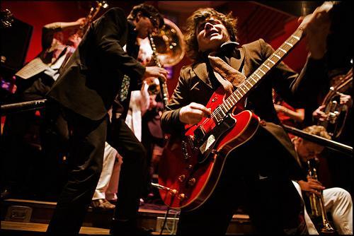 Araban en concert