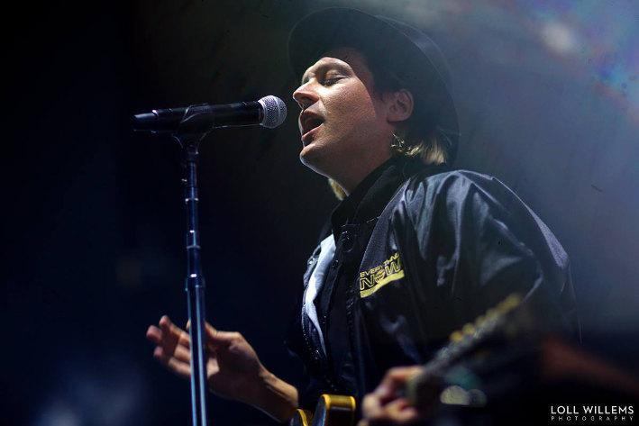 Arcade Fire + Barbagallo (Nuits de Fourvière 2017) en concert