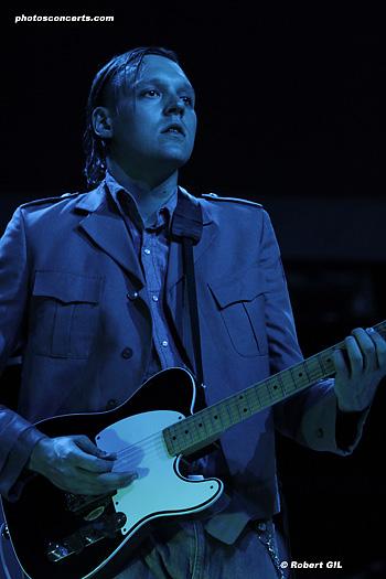 Arcade Fire en concert