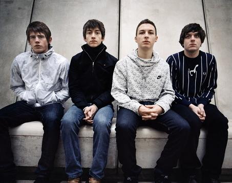 Arctic Monkeys en concert