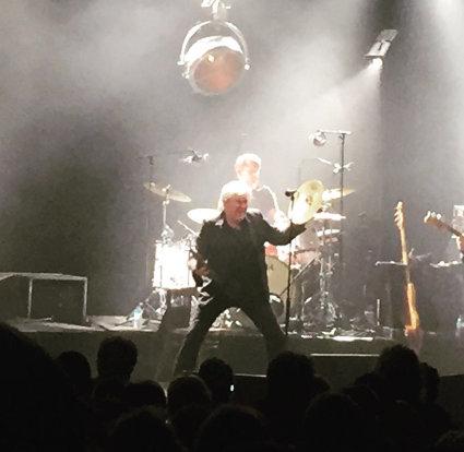 Arno  en concert