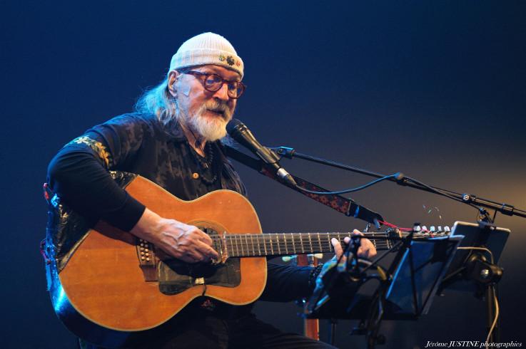 Bill Deraime + J. Aubertin en concert