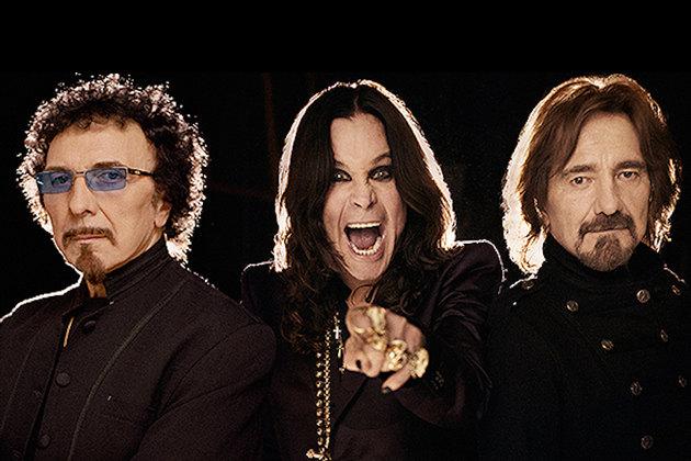 Black Sabbath en concert