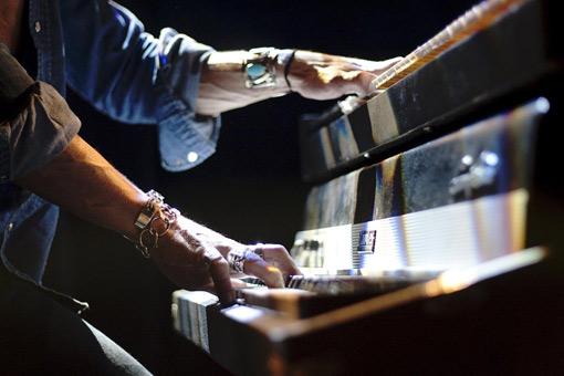 The Jim Jones Revue + Black Diamond Heavies + The War On Drugs (Les Nuits de L'Alligator 2009) en concert