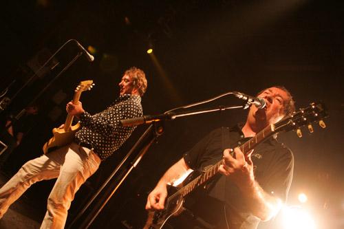 Art Brut + The Spinto Band + Buzzcocks (Le Printemps de Bourges 2006) en concert