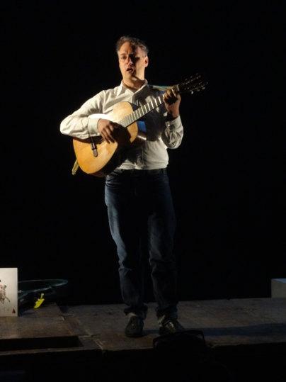 Calvin Johnson en concert