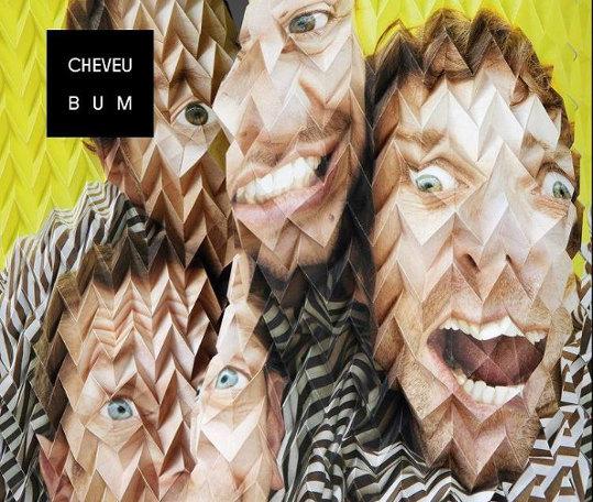 Entretien avec le groupe Cheveu à propos de l'album BUM