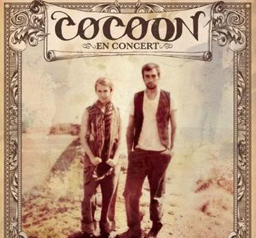 Cocoon + Chris Garneau en concert