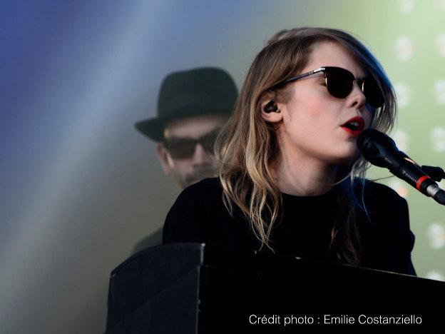 Entretien avec Béatrice Martin alias Coeur de Pirate à l'occasion du festival Musilac 2015 en concert