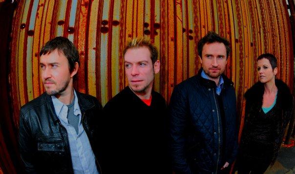 The Cranberries en concert