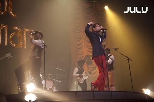 Imany + Ben l'Oncle Soul en concert